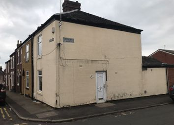 Thumbnail 2 bed terraced house for sale in Rose Street, Stoke On Trent