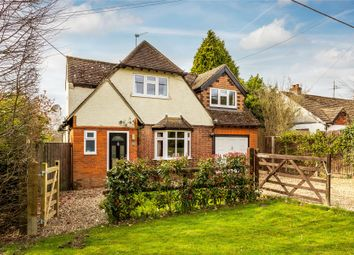 Thumbnail 4 bed detached house for sale in Ottershaw, Chertsey, Surrey