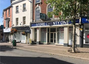 Thumbnail Retail premises to let in Fore Street, Tiverton