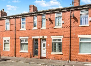 Thumbnail 2 bedroom terraced house for sale in Hafton Road, Salford