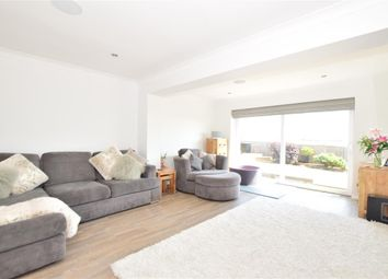 Thumbnail 5 bed detached house for sale in Morestead, Peacehaven, East Sussex