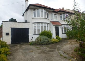Thumbnail 4 bed property to rent in Moredon Road, Swindon