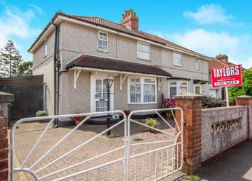 Thumbnail 3 bed semi-detached house for sale in Braemar Avenue, Filton Park, Bristol