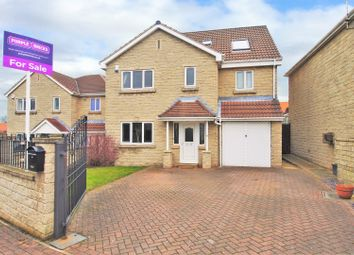 Thumbnail 6 bed detached house for sale in Swinston Hill Gardens, Dinnington, Sheffield