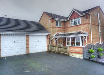 4 bed detached house for sale in Lady Close, Darwen BB3