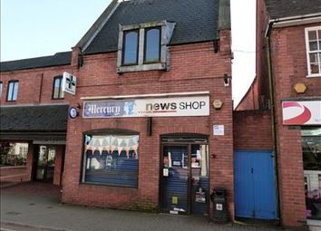 Thumbnail Retail premises to let in Unit 1, Church Street, Lutterworth