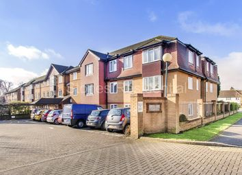 Thumbnail 2 bed flat for sale in Pembroke Lodge, Du Cros Drive, Stanmore