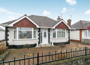 Thumbnail 2 bed bungalow for sale in Victoria Road West, Prestatyn, Denbighshire, North Wales