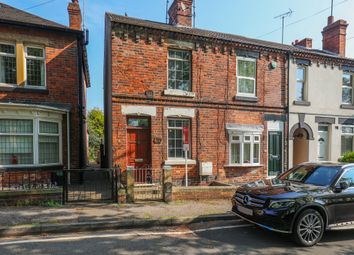 Thumbnail 2 bed terraced house for sale in Station Road, Eckington, Sheffield