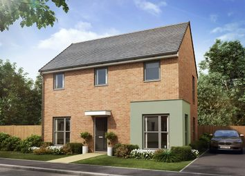 "Thumbnail 3 bedroom detached house for sale in ""London D "" at Mill Road, Aveley, South Ockendon"