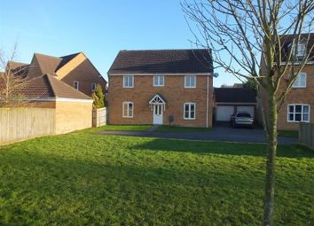 Thumbnail 4 bed detached house for sale in Dartmoor Road, Westbury, Wiltshire