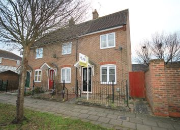 Thumbnail 2 bed end terrace house to rent in Jeffrey Walk, Aylesbury