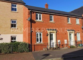 Thumbnail 3 bed terraced house for sale in Kirk Way, Mile End, Colchester