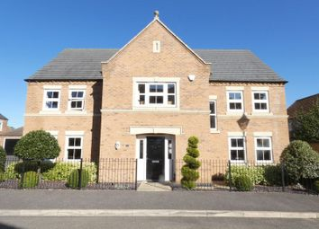 Thumbnail 5 bed detached house for sale in Lothian Way, Greylees, Sleaford