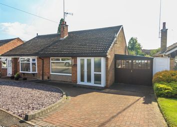 Thumbnail 2 bed semi-detached bungalow for sale in Harrison Crescent, Bedworth