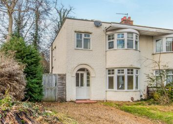 Thumbnail 3 bed semi-detached house to rent in Fernhill, Cotman Road, Norwich