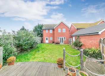 Thumbnail 4 bed detached house for sale in Plummers Dell, Great Blakenham, Ipswich