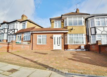 Thumbnail 3 bed semi-detached house for sale in Daneland, East Barnet