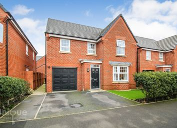 Thumbnail 4 bed detached house for sale in Beech Drive, Thornton-Cleveleys
