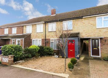 Thumbnail 3 bed terraced house for sale in Elm Walk, Royston