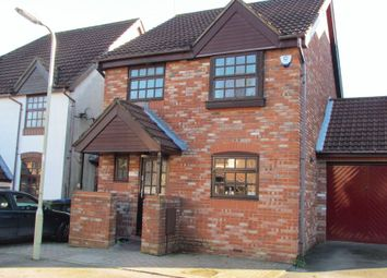 Thumbnail 3 bed link-detached house for sale in Suffolk Drive, Whiteley, Fareham
