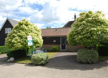 Thumbnail 2 bed semi-detached bungalow for sale in Baldock Road, Buntingford