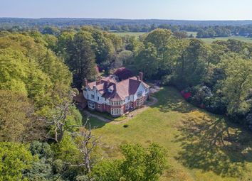 Thumbnail 9 bed country house for sale in Aldridge Hill, Brockenhurst