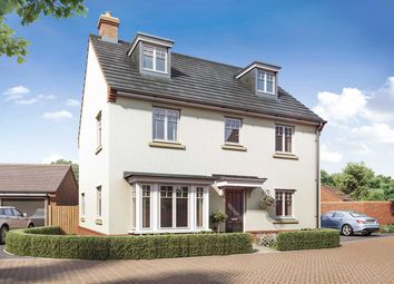 "Thumbnail 5 bed detached house for sale in ""The Fletcher"" at Boorley Green, Winchester Road, Botley, Southampton, Botley"