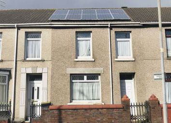 Thumbnail 3 bed terraced house for sale in Pembrey Road, Llanelli