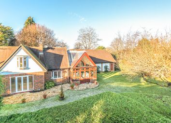Thumbnail 3 bed detached house for sale in Warren Drive, Kingswood, Surrey