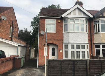 Thumbnail 3 bed property to rent in Charlbury Rd, Wollaton, Nottingham