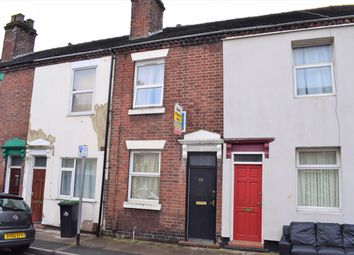 Thumbnail 2 bed terraced house for sale in Conway Street, Shelton, Stoke On Trent