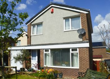 Thumbnail 3 bed detached house for sale in Cranbrook Drive, Prudhoe