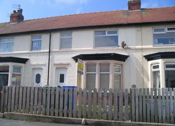 Thumbnail 3 bed terraced house to rent in Whinfield Avenue, Fleetwood, Lancashire FY77Ne