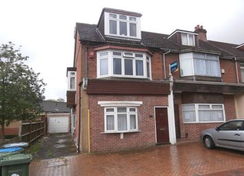 Thumbnail 6 bed semi-detached house to rent in Burgess Road, Southampton