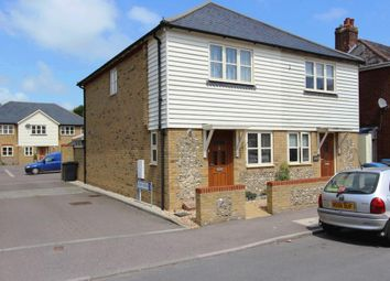 Thumbnail 2 bedroom semi-detached house for sale in Dairy Mews, Great Mongeham