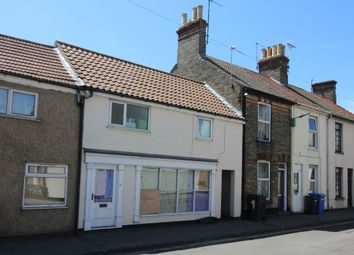 Thumbnail 1 bedroom terraced house for sale in Norwich Road, Lowestoft