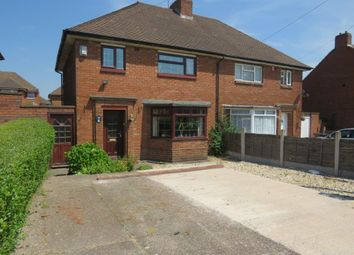 Thumbnail 3 bed semi-detached house for sale in Essex Road, Dudley