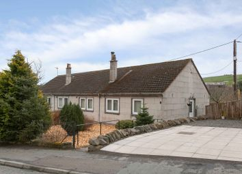 Thumbnail 3 bed semi-detached bungalow for sale in Fleming Place, Fountainhall, Galashiels, Borders
