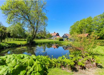 Thumbnail 4 bed cottage for sale in Maldon Road, Bradwell-On-Sea, Southminster
