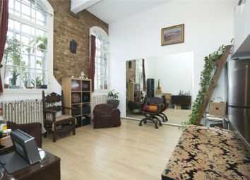 Thumbnail 2 bedroom flat for sale in Dalston Lane, Hackney