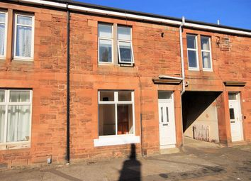 Thumbnail 1 bed flat for sale in Elmbank Street, Bellshill