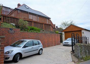 Thumbnail 4 bed detached bungalow for sale in Newbridge, Newport