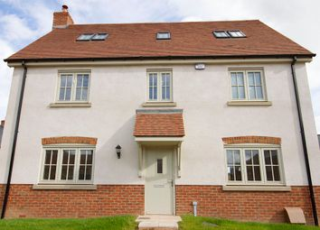 Thumbnail 5 bed detached house for sale in The Berrington, England's Field, Bodenham, Hereford, Herefordshire