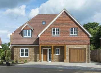 Thumbnail 5 bed detached house for sale in Fordcombe, Cox Green, Rudgwick