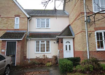 Thumbnail 2 bed terraced house to rent in Friars Close, Sible Hedingham, Halstead