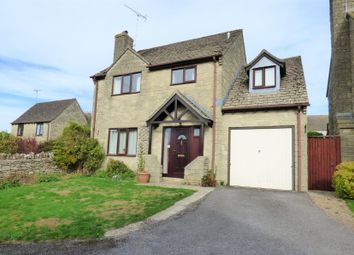 Thumbnail 4 bed detached house for sale in Crail View, Northleach, Gloucestershire
