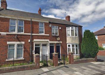 Thumbnail 3 bed flat for sale in Saltwell Road, Bensham, Gateshead