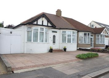 Thumbnail 2 bedroom bungalow for sale in Leigh Avenue, Ilford