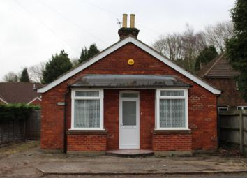 Thumbnail 2 bed bungalow to rent in Frimley Road, Ash Vale